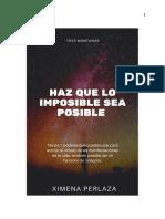 Haz Que Lo Imposible Sea Posible -68