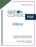 Negocio Deruptivo Peru - izipay