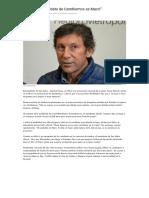 """Posse_ """"El Candidato de Cambiemos Es Macri"""" _ Que Pasa Zona Norte"""