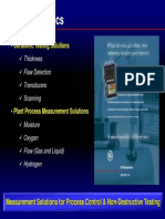 OS Overview - Panametrics