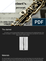 The clarinet past and present.pdf