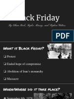 black friday presentation