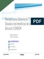Presentación Comercial Condor 20140729