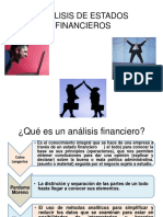 Tipo de Analisis Financiero