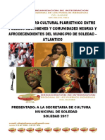 ENCUENTRO CULT PLURIETNICO ENTRE PUEBLOS ABORIGENES Y COMUNIDADES NEGRAS Y AFRODECENDIENTES DEL MUNICIPIO DE SOLEDAD.pdf