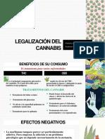 Legalización Del Cannabis