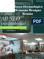 Ángel Marcano - Museo Oceanológico Hermano Benigno Román