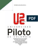 Informe Juan Lozano
