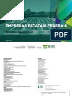 9a Edicao Boletim Das Empresas Estatais Federais