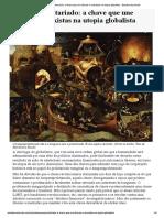 Liberais e Marxistas Na Utopia Globalista - Estudos Nacionais