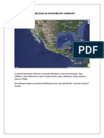 Distribucion de Echinometra Vanbrunt