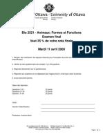 evaluation_Examens finaux_Examen final 2000 (Corrigé)