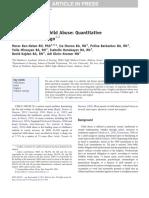 Risk Factors for Child Abuse Quantitative Correlational Design