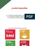 C Desarrollo Sostenible