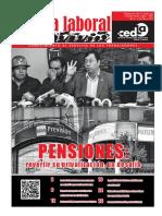 Alerta Laboral 84 Pensiones Revertir Su Privatizacion