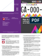 SOA J2EE Recaudacion Archivos Documentos PDF TCV Tramite Baja Veh Edomex
