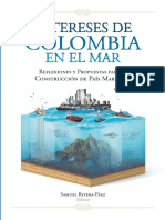 Libro Intereses de Colombia en El Mar