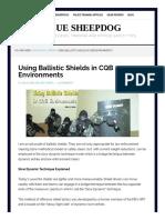 Using a shield.pdf