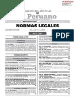 TODAS LAS LEYES DE PERU