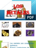 METALES - SUSANIVAR
