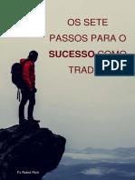 Os 7 Passos Para Ser Um Trader de Sucesso Min