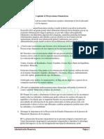 Capitulo 13 Proyecciones Financieras