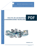 Boletin Tecnologico 004 2019