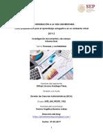 U3. S8. A1. Integracion y Redación de Informe Final
