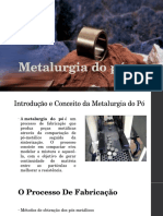 Metalurgia Do Pó