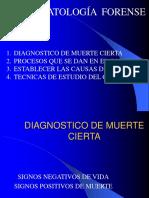 Tanatologia Forense Pp