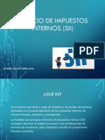Servicio de Impuestos Internos (SII) (1)