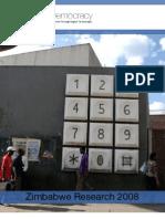 Digital Democracy Zimbabwe Research