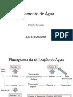 Tratamento de Água Aula 04 1º SEM 2019
