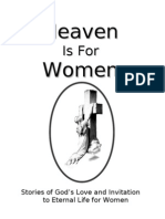 Heaven is for Women_Cover & Table of Contents
