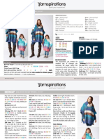 10175244 Mom and Me Crochet Ponchos in Bernat