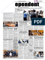 Daily Independent Quetta - 30 May 2019