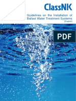 ClassNK Guidelines for Ballast Water Installations 2016 02