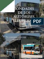 Iván Rafael Hernández Dalas - Bondades  de los  autobuses eléctricos