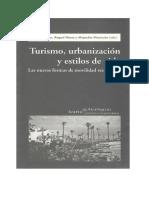 2. Leontidou y Tourkomenis El Turismo Residencial y La Litoralización Del Mediterráneo
