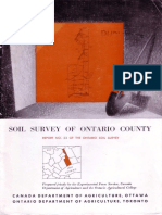 Ontario County Soil Survey