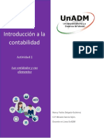 Catalogo de Cuentas Actualizado
