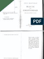 Hacia la Cristiandad J. Meinvielle.pdf