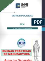 Clase 3 - BPM Aspectos Generales