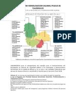 ANTECEDENTES DE LA NECESIDAD DE LA HOMOLOGACIÓN SALARIAL