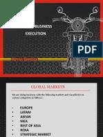 Global Business – Execution (1)