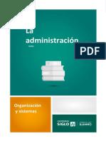 2 - La Administración