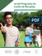 Manual de Prevención de Recaídas - Barragán - México - 2014