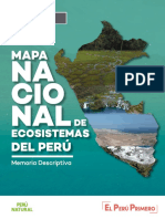 Documento Mapa de Ecosistemas
