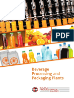 Beverage Processing Brochure