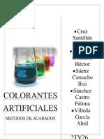 Colorantes-variados